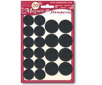 Stamperia Magnets 20 pcs. (KGC01)