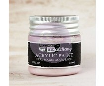 Finnabair Art Alchemy Acrylic Paint Opal Magic Aqua Rose (963613)
