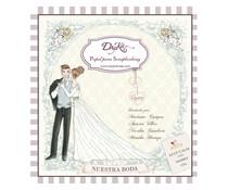 DayKa Trade Nuestra Boda 8x8 Inch Paper Pad (SCP-1009)