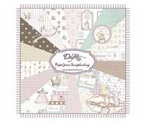 DayKa Trade Niña 8x8 Inch Paper Pad (SCP-1001)