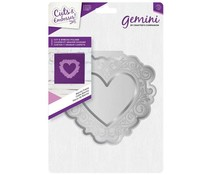 Gemini Biarritz Frame Cut and Emboss Folder (GEM-CEF-BIAF)