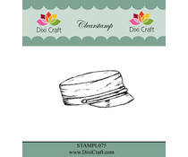 Dixi Craft Student Cap Clear Stamp (STAMPL075)