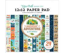 Echo Park Summer Adventure 12x12 Inch Paper Pad (SA180030)