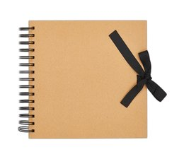 Papermania 8 x8 Inch Scrapbook Kraft (PMA 101402)