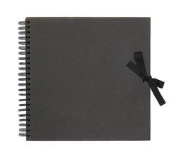 Papermania 12 x12 Inch Scrapbook Black (PMA 101403)