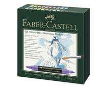Faber Castell Watercolour Markers Albrecht Dürer Box (20pcs) (FC-160320)
