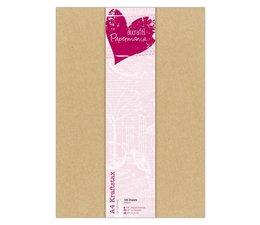 Papermania A4 Kraftstax (100pk) (PMA 160609)