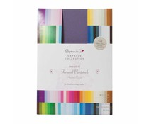 Papermania A4 Premium Cardstock Colossal Textured (75pcs) (PMA 1641400)