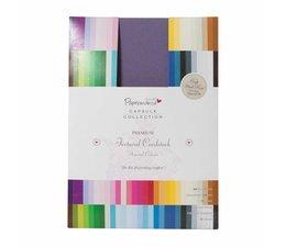 Papermania A4 Premium Cardstock Colossal Textured (75pcs) (PMA 1641400)