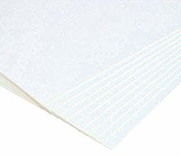 Docrafts A3 Mountboard Pack White (1400mic) (RS318811)