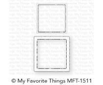 My Favorite Things Mini Square Shaker Window & Frame Die-namics (MFT-1511)
