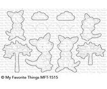 My Favorite Things Kangaroo Crew Die-namics (MFT-1515)