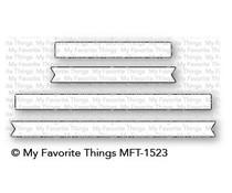 My Favorite Things Skinny Strips Die-namics (MFT-1523)