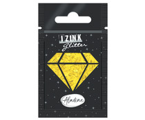 Aladine Izink Glitter Gold Hearts (79102)