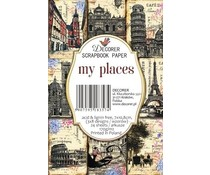 Decorer My Places Paper Pack (DECOR-M63)