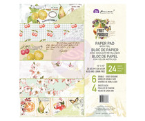 Prima Marketing Fruit Paradise 12x12 Inch Paper Pad (638368)