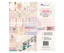 Prima Marketing Golden Coast 8x8 Inch Paper Pad (995065)