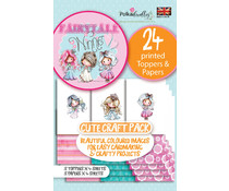 Polkadoodles Winnie Fairytale 1 Topper Pack (PD7925)