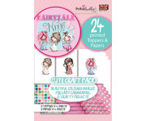 Polkadoodles Winnie Fairytale 2 Topper Pack (PD7926)