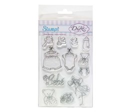 DayKa Trade Bebé Clear Stamps (STAMP06)