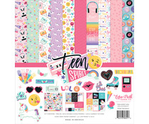 Echo Park Teen Spirit Girl 12x12 Inch Collection Kit (TSG184016)