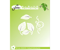 By Lene Leaves Cutting & Embossing Dies (BLD1194)