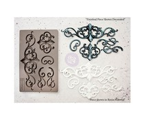 Prima Marketing Tilden Flourish 5x8 Inch Moulds (632359)