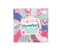 First Edition Making Memories 12x12 Inch Paper Pad (FEPAD209)