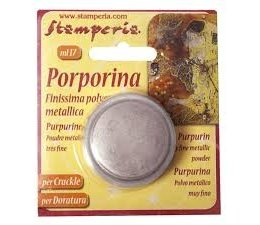 Stamperia Purpurin 17ml Silver (DP02B)