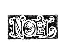 Stamperia Noel Clear Stamp (WTK035)