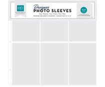 Echo Park Photo Sleeves 4x6 Inch Vertical (10 pcs) (PFPS1003)
