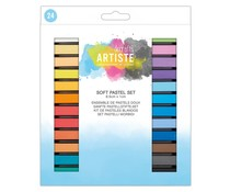 Docrafts Soft Pastel Set (24pk) (DOA 551006)