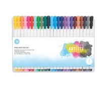 Docrafts Fine Liner Pen Set (24pk) (DOA 851106)