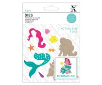 Xcut Dies Mermaid (XCU 503477)