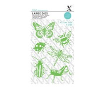 Xcut Large Dies Insects (XCU 503480)