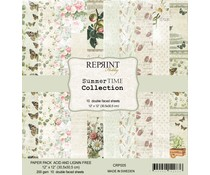 Reprint Summer Time 12x12 Inch Paper Pack (CRP005)
