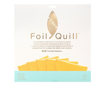We R Memory Keepers Foil Sheets 12x12 Inch Gold Finch (661024)