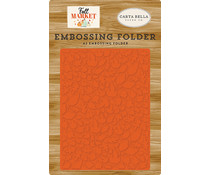Carta Bella Embossing Folder Welcome Autumn (CBFAM105031)
