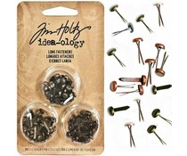 Idea-ology Tim Holtz Long Fasteners (99pcs) (TH92703)