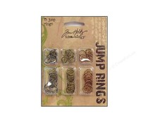 Idea-ology Tim Holtz Jump Rings (75pcs) (TH92726)