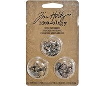 Idea-ology Tim Holtz Hitch Fasteners (12pcs) (TH92731)