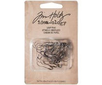 Idea-ology Tim Holtz Loop Pins (24pcs) (TH93200)