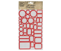 Idea-ology Tim Holtz Classic Label Stickers (152pcs) (TH93959)