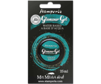 Stamperia Glamour Gel Star Blue (20ml) (K3P59A)
