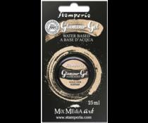 Stamperia Glitter Gel Gold Dew (20ml) (K3P59F)