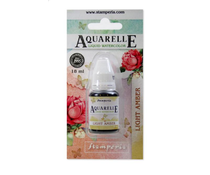 Stamperia Aquarelle Watercolor Light Amber (18ml) (KAWCL01)
