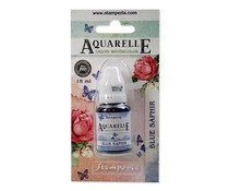 Stamperia Aquarelle Watercolor Blue Saphir (18ml) (KAWCL08)