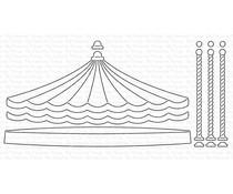 My Favorite Things Carousel Die-namics (MFT-1569)