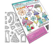 Polkadoodles Not So Simple Stamp Soup (PD7885)