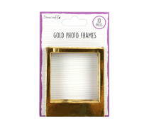 Dovecraft Essentials Photo Frames Gold (DCBS236)